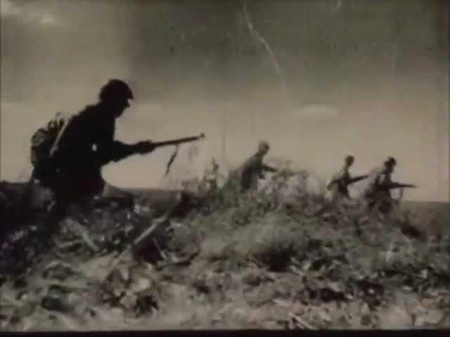 Военные песни. Вечный огонь (Те кто брал Берлин)