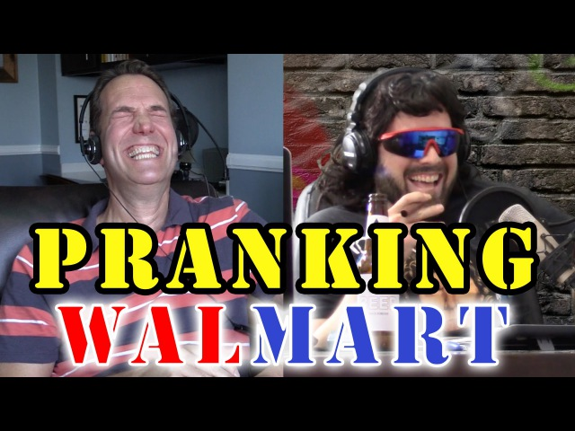 MediocreFilms - PRANKING WALMART!