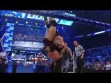 Undertaker, John Cena &amp D-Generation X vs. CM Punk &amp Legacy SmackDown, October 2, 2009