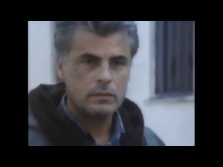 Спрут 4 (1989) - Финальная сцена убийства комиссара Каттани