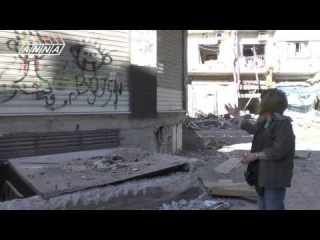 Война в Сирии. Дарайя.