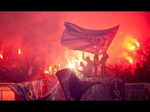 Ultras Zenit St.Petersburg - No pyro No party