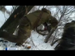 """Бойцы """" АБХАЗА """" вступили в бой с украинскими диверсантами."""
