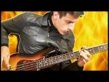 Hard Rock Bass Solo
