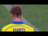 Футбол. Украина - Беларусь 3:1 Обзор матча!
