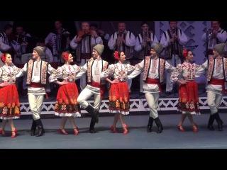 Ansamblul JOC - Dans -MOLDOVENEASCA
