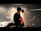 [MUSICAL]뮤지컬 배우 윤형렬 나쁜 녀석들 OST 'Part1' 레코딩 현장 최초공개!(Yoon Hyung Ryul Drama Bad Guys