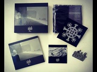 Solstafir Otta Deluxe Digibox Unboxing