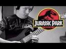 Jurassic Park (nes) metal cover by Zubareus