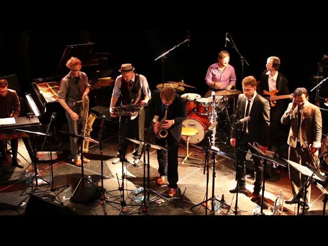 Ballbreaker Ensemble Schaffhauser Jazzfestival 2012 Teil 3