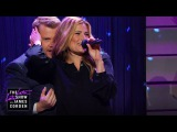 Dirty Dancing with Idina Menzel and James Corden
