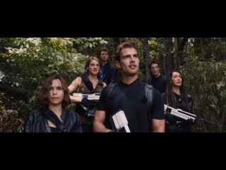 Дивергент, Глава 3: За Стеной/ The Divergent Series: Allegiant (2016) Дублированный тизер