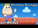 Humpty Dumpty and More | Nursery Rhymes from Mother Goose Club!