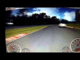 BMW M3 Challenge гонка по сети на Nurburgring Nordschleife