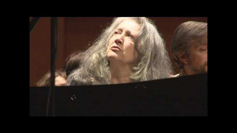 Euronews musica - Марта Аргерих: я и сегодня застенчива