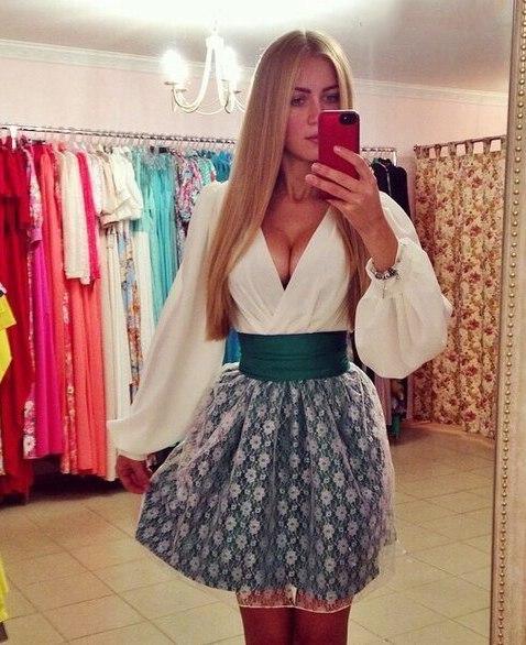 Повседневные платья в москве недорого
