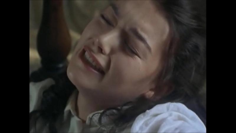 Тэсс из рода д`Эрбервиллей 1998. Душераздирающая сцена