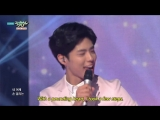 Park Bogum  Irene - One and Half _ 박보검  아이린 - 일과 이분의 일 [Music Bank HOT Stage _ 2015.05.01]