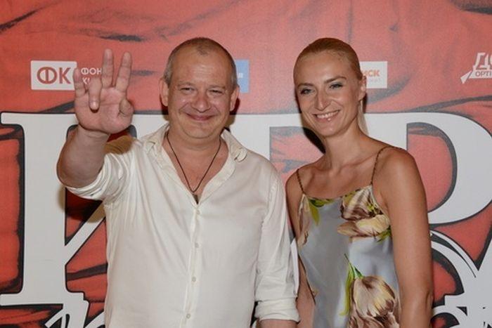 Звезда российских сериалов женился на украинке