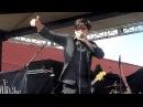 Crown the Empire - Johnny's Revenge (Andrew nose bleeds) - Live 10-27-13 Lonestar Metalfest