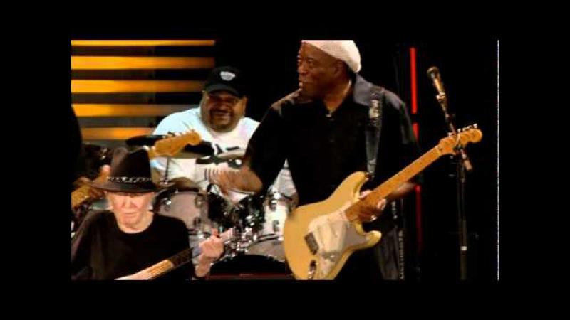 Sweet Home Chicago (Buddy Guy, Eric Clapton, Johnny Winter, Robert Cray, Hubert Sumlin...)
