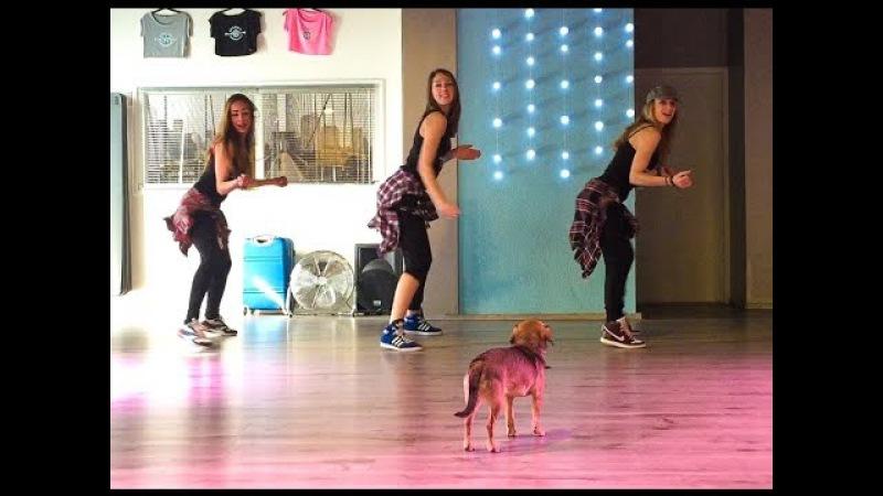 Fitness Dance - Get Ugly - Jason Derulo - Choreography
