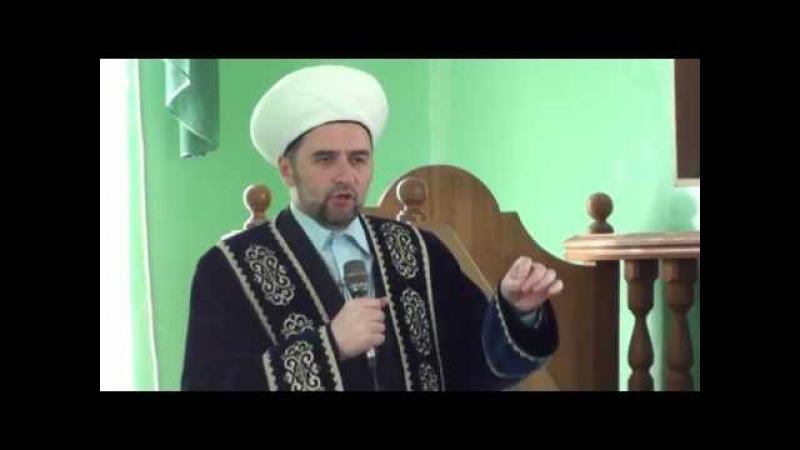 Пятничная проповедь Ильдуса Фаизова в мечети Булгар