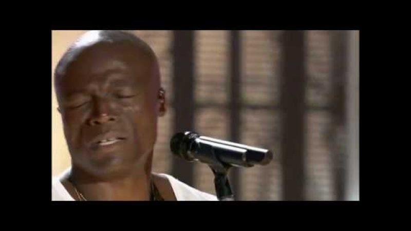 Seal in Concert - Crazy