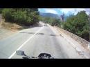 [live/riding] Подъем по серпантину на Ай-Петри / Ascent to Ai-Petry 2011