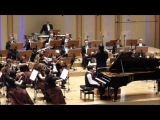 Yaroslav Molochnyk performs Piano Concerto No. 1 in C major Op. 15 1st mov. by L. van Beethoven