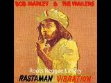 Bob Marley - 1976 - Rastaman Vibration (FULL ALBUM)
