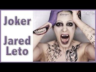 Maquillaje Joker de Jared Leto Fantasía#49