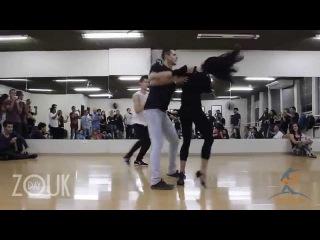 Baila Mundo - Paulo Victor & Luisa Teston (Zouk Day)