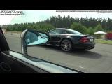 Lamborghini LP570-4 Performante Gallardo vs Mercedes SL65 AMG Black Series