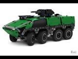 Lego Technic GTK Boxer