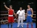 Clemente Russo-Yushan Nijiati.AIBA World Boxing Championships 2007.91 kg