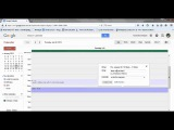 How to create online diary with google calender 2015