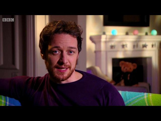James McAvoy - BBC CBeebies Bedtime Stories - Wee Grannys Magic Bag