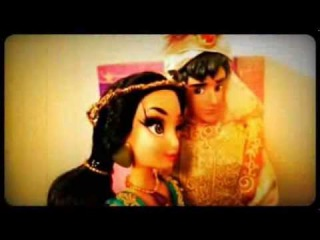 Jasmine & Aladdin Disney Fairytale Designer Collection