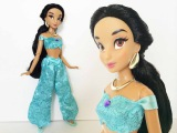 Disney Store Jasmine Doll Review