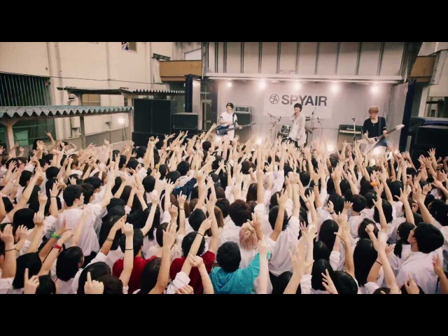 SPYAIR 『アイム・ア・ビリーバー』TVアニメ『ハイキュー!! セカンドシーズ1