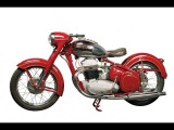 Мото обзор - Jawa 500 OHC typ 15 (moto review)
