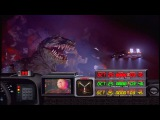 Re-live : Back to the future the Ride - Amazing  FULL on ride footage