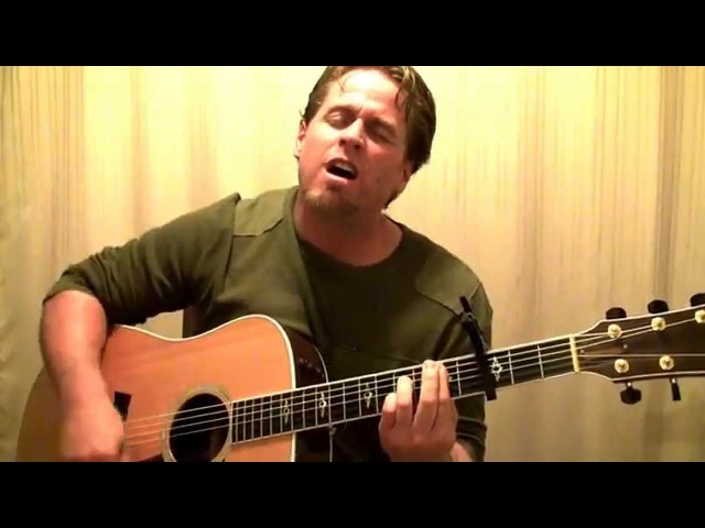 Crazy - Gnarls Barkley - SOULFUL Acoustic Guitar Cover by Eric Anthony