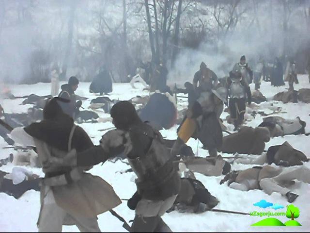 Seljačka buna 1573 - Bitka kod Stubice 2012 MATIJA GUBEC