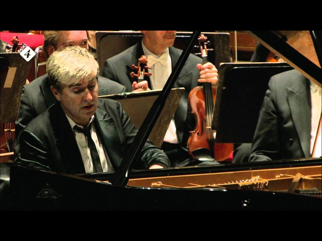 Saint-Saëns Piano Concerto No.5 - Thibaudet Concertgebouw Orchestra - Live Concert HD