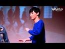 140914 MINHYUN dancing to Hyuna's RED