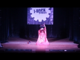 Takarano Arika (Ali Project) - Light (Москва) - J-Rock Конвент 2015