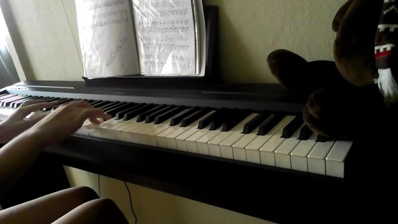 Евгений Дога вальс из к ф Мой ласковый и нежный зверь исполнитель Кристина Арсёнова