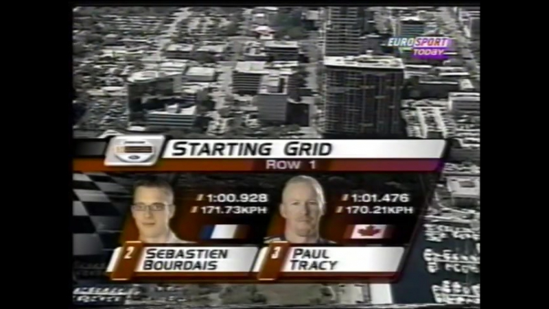 [VHSRip] ChampCar. Grand Prix of St. Petersburg 2003 [Евроспорт]